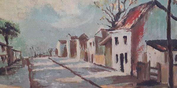 Francisco Madrid - oleo